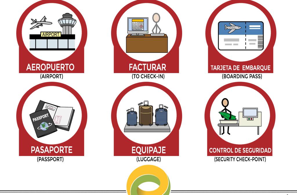 Airport Vocabulary in Spanish